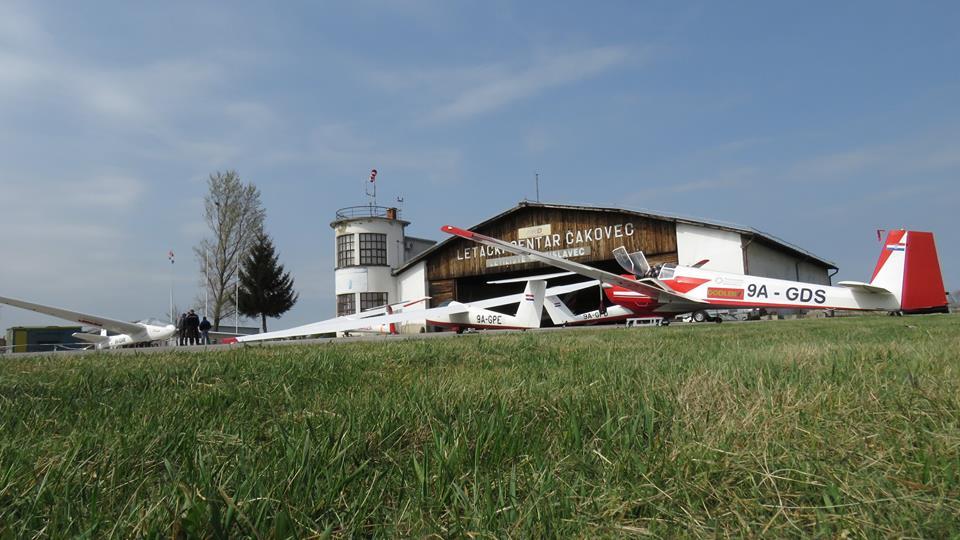 Aeroklub Međimurje organizira jedriličarsku obuku