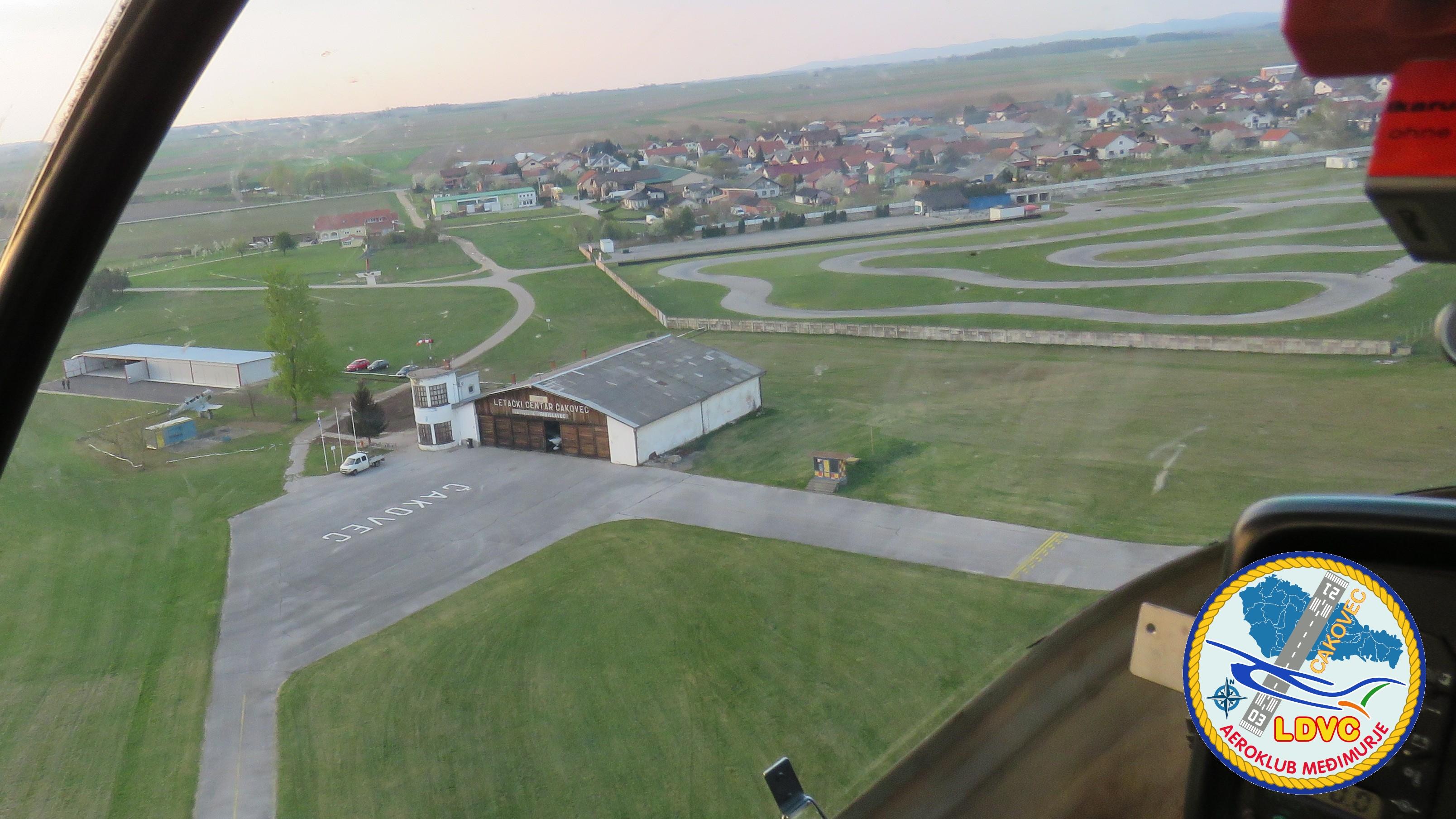 Aeroklub Međimurje je 15.04.2016.g. održao redovnu godišnju izvještajnu Skupštinu.