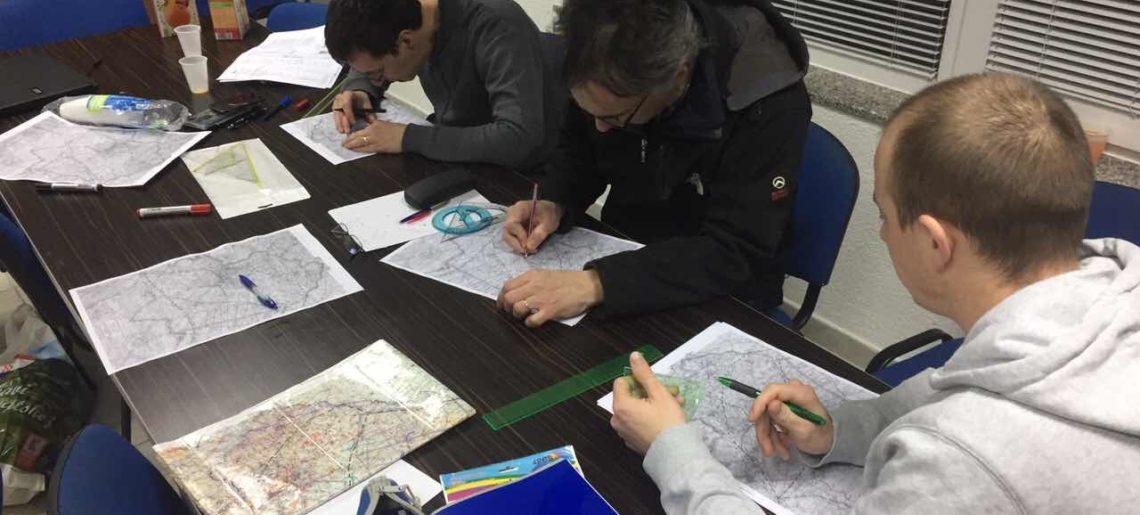 Jedriličarska obuka – navigacija