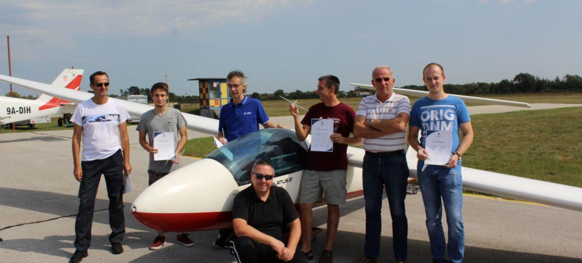 Podjela diploma učenicima jedriličarske škole